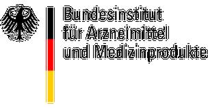 Logo vom Bundesministerium für Arzneimittel und Medizinprodukte