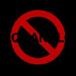 Logo zum Thema Aquanal® (durchgestrichener Schriftzug)