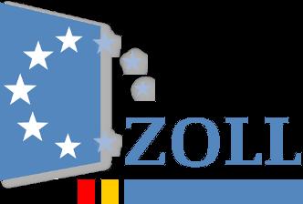 Logo vom Zoll-Deutschland