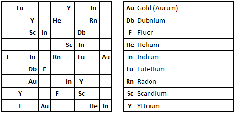 Das Sudoku für Fachleute v2018.03