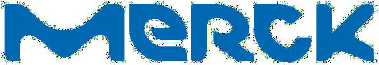 Logo unseres Vertriebspartners Merck
