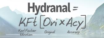 Honeywell und LOLAB bewerben Hydranal