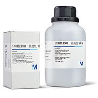 Merck Certipur Standard Flasche und Umverpackung