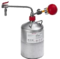 Handpumpe auf 7 L Gebinde Honeywell Lösungsmittel
