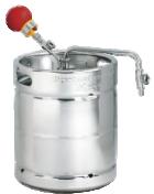 Lösungsmittelpumpe für Fässer