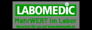 Händlerlogo der Fa. Labomedic